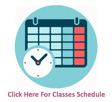 Radix Tree Classes Schedule