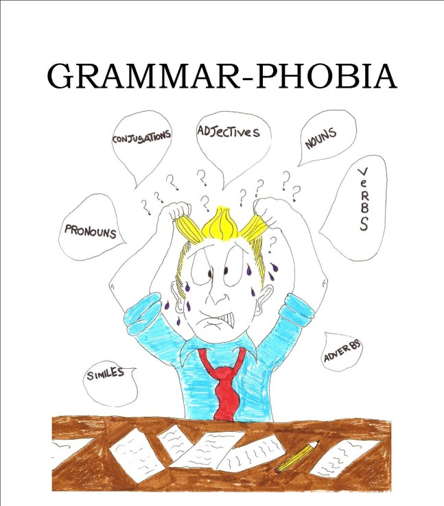 grammar-phobia front cover