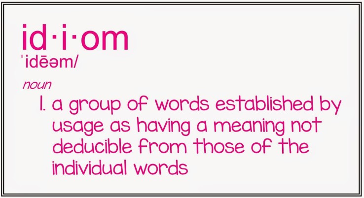 Idiom-Definition-Adults