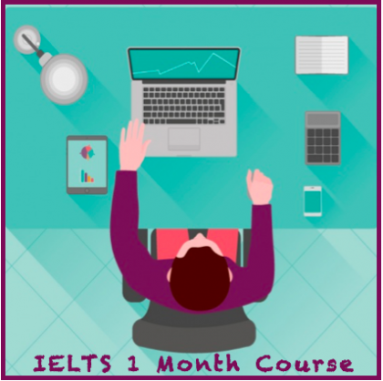 IELTS 1 Month Course